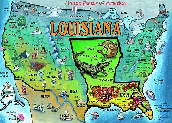 Louisiana Legislature May Examine iGaming Regulation | PokerNews