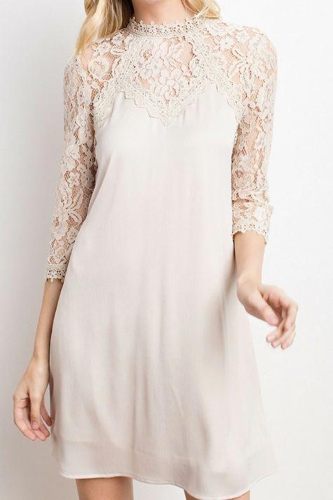 Show Stopper Dress Natural Buywomensclothingonlinecanada Buy