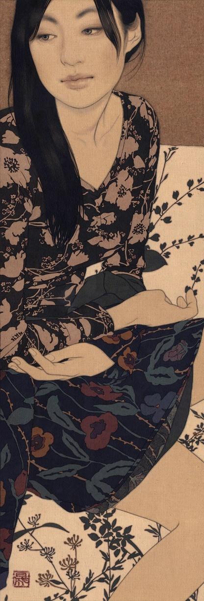 Ilustracion - por Ikenaga Yasunari