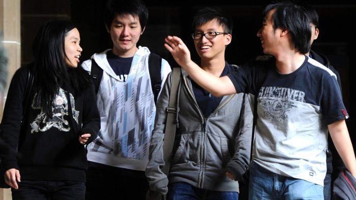 Australia not international university students first choice #students # education