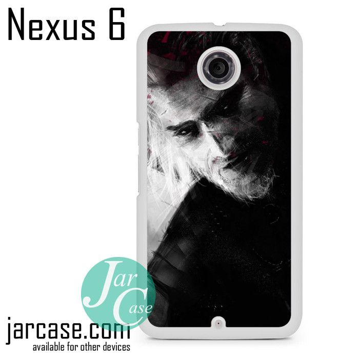 The Witcher III Game Phone case for Nexus 4/5/6