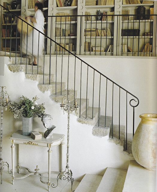 French Country HomeStairs | Flickr - Photo Sharing!
