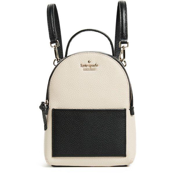 d88e5e8483899 Kate Spade New York Jackson Street Merry Mini Backpack ( 250) ❤ liked on  Polyvore