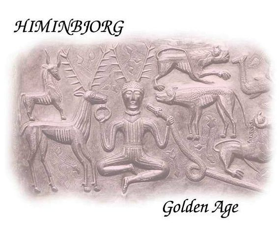 "Magick Disk Musick | HIMINBJORG ""Golden Age"" [digipack CD, 2003] 