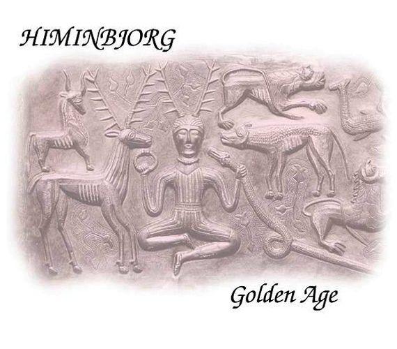 "Magick Disk Musick | HIMINBJORG ""Golden Age"" [digipack CD, 2003] | online store & record label"