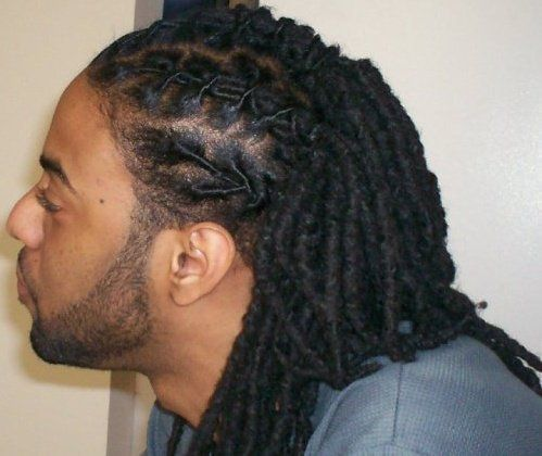 Prime 1000 Ideas About Dreadlock Styles For Men On Pinterest Hairstyles For Men Maxibearus