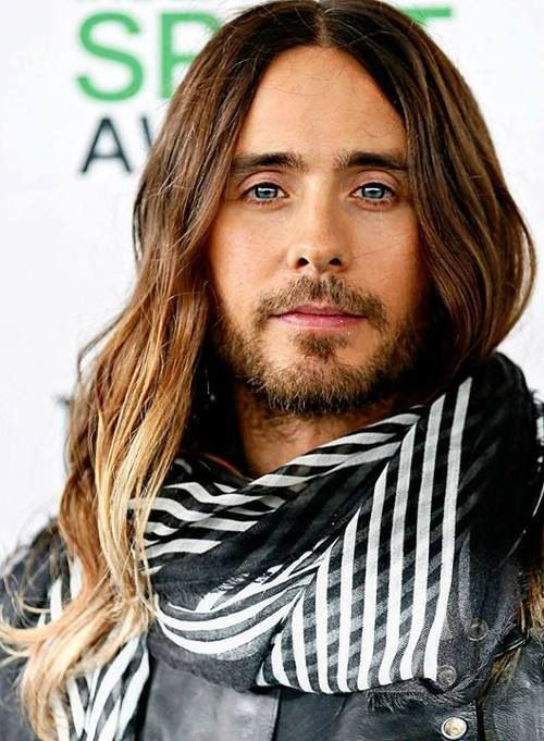 mens hair styles with beard best 25 jared leto hair ideas on jared 4240
