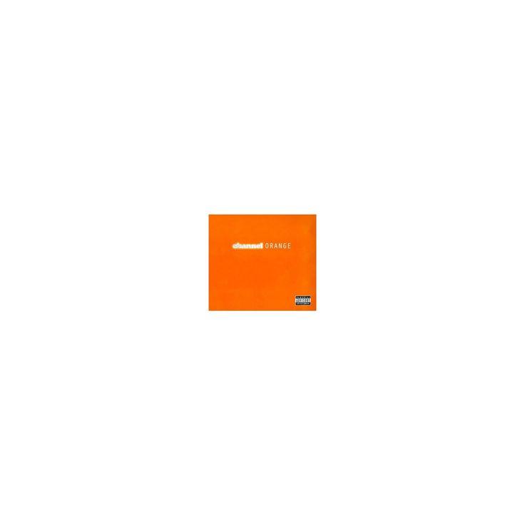 Frank Ocean - Channel Orange [Explicit Lyrics] (CD)