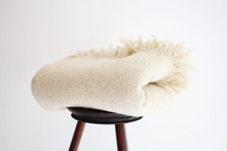 Marche St. Georges Throw | Remodelista This rug is soooo gorgeous I could cry!