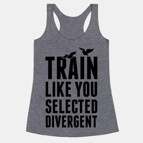 Train Like You Selected...   T-Shirts, Tank Tops, Sweatshirts and Hoodies   HUMAN