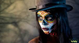Картинки по запросу Мужской макияж хэллоуин