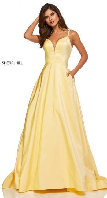 b9dbb51fd9 Sherri Hill Dress 52506