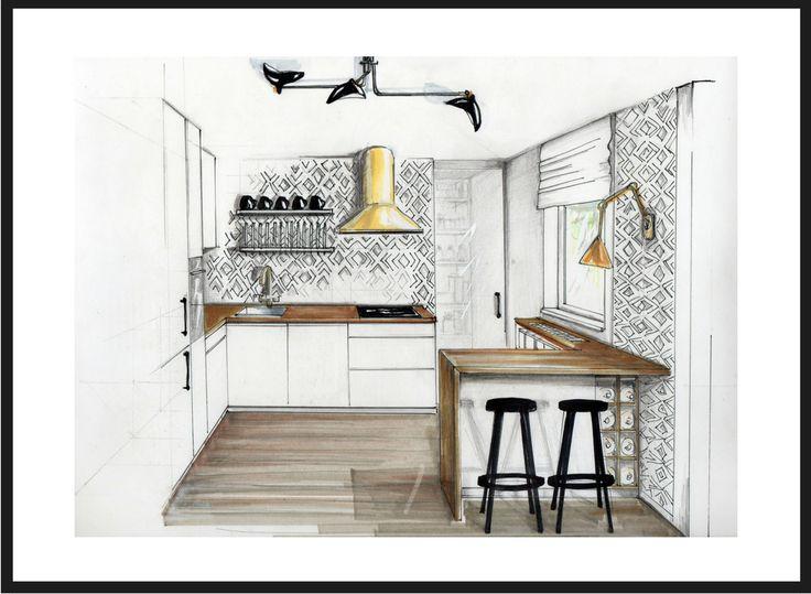 Realizace interiérů - Zakázkové interiéry Design House KK