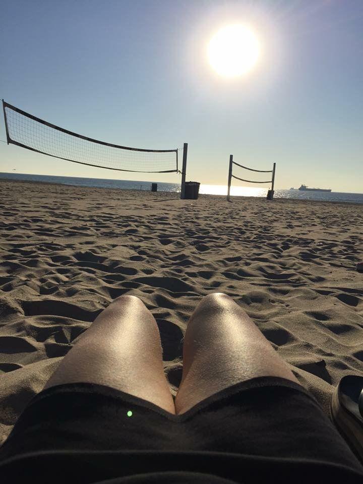 Arena, playa, mar azul