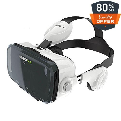 #Highlights Take high quality headphones Add visor to prevent leaking light 3D glasses to make people immerse in the #game The button of mirror box applies a sna...