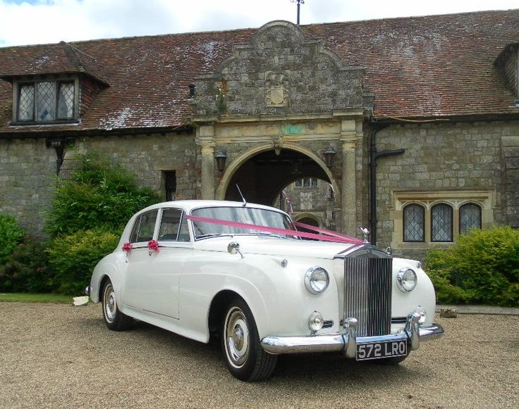 1959 Rolls Royce Silver Cloud I, at Eastwell Manor