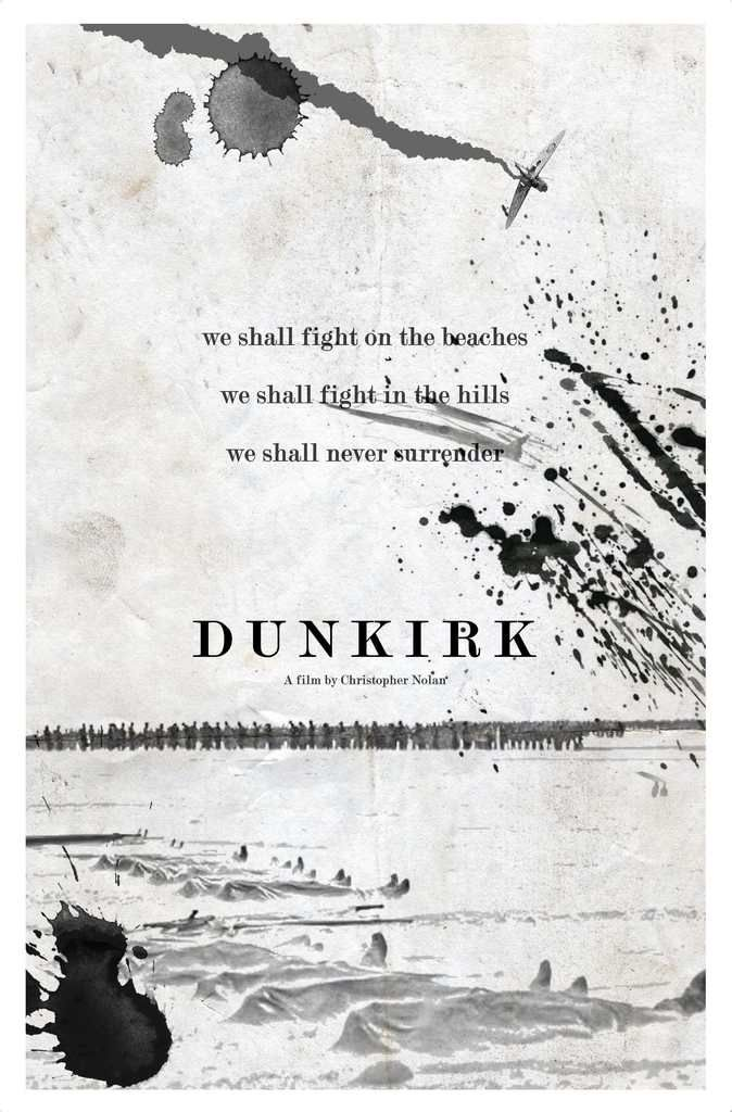 Dunkirk (2017) Such an excellent film! A must see - Visit to grab an amazing super hero shirt now on sale!