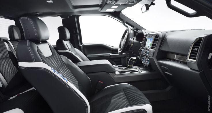 2017 Ford F-150 Raptor  #EcoBoost #Ford #Segment_J #2017MY #Ford_F_150 #Serial #Ford_F_150_Raptor #American_brands #North_American_International_Auto_Show_2015 #V6
