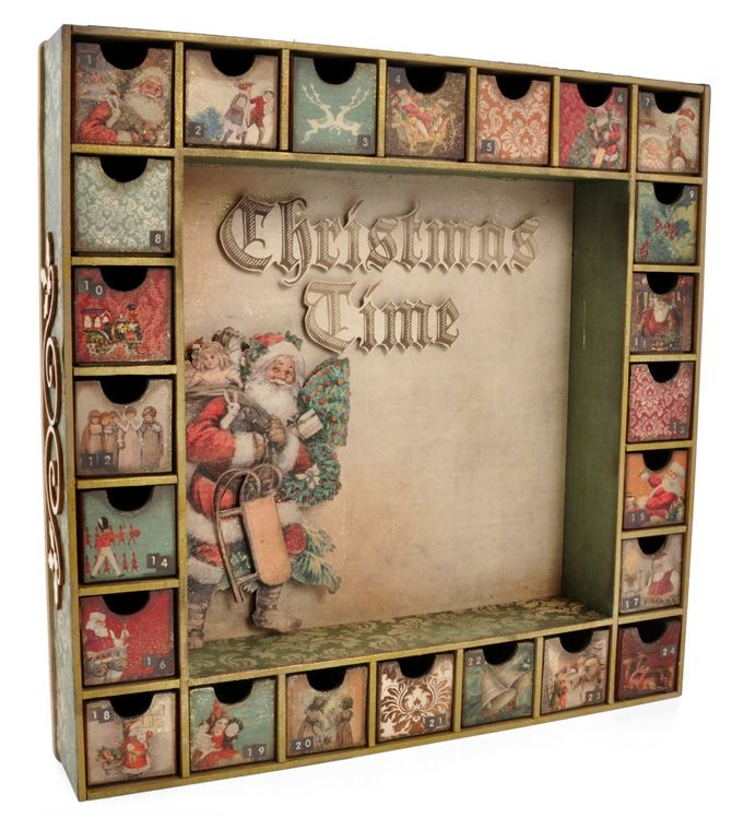Advent calendar. It's never to early to start planning for #Christmas