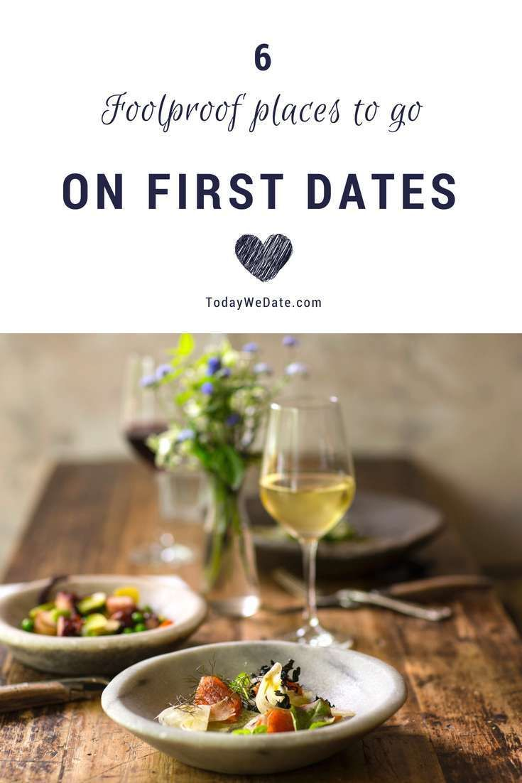 Best night to go on a first date