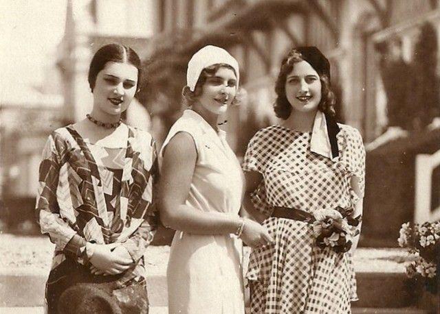 Retro krásky, alebo ako vyzerali ženy na Miss Európa v roku 1930