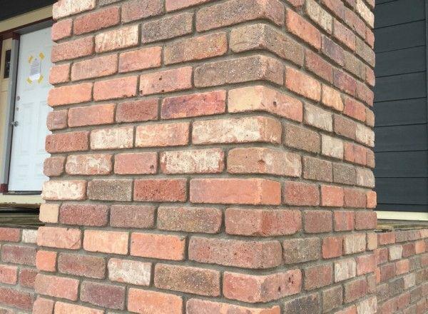 General Shale Thin Brick Veneer - Cambridge
