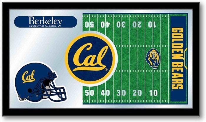 California Berkeley Bears Football Team Sports Mirror. Visit SportsFansPlus.com for details.