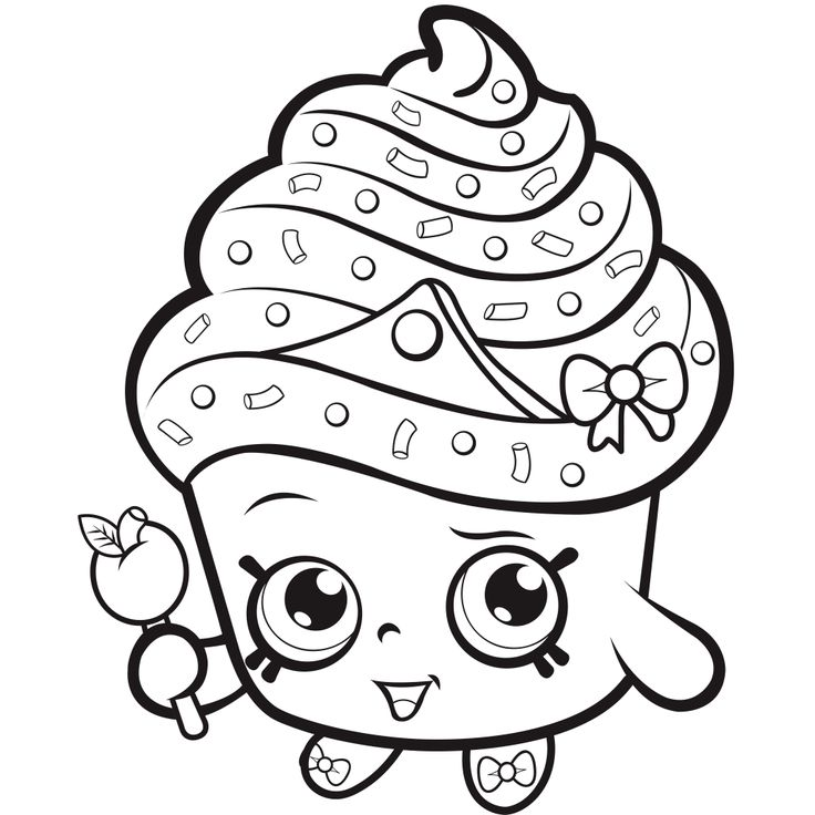 shopkins coloring pages wishes come - photo#24