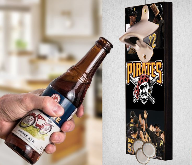 This Pittsburgh Pirates bottle opener can be a great gift to any sports fan. It's the perfect addition to any man cave, bar area, kitchen, or to just put out while watching the big game. It is also a great groomsmen gift. Pittsburgh Pirates Wall Mount Bottle Opener Pittsburgh Pirates Cap Catcher Pittsburgh Pirates Wall Opener Pittsburgh Pirates Beer Opener Pittsburgh Pirates Wall Art Pittsburgh Pirates Craft Pittsburgh Pirates Decor Pittsburgh Pirates Gift Pittsburgh Pirates Diy