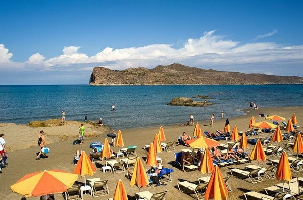 Agia Marina, Crete