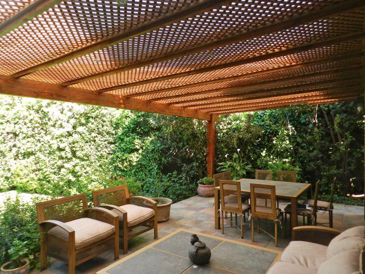 Para pasar los días de primavera en tu terraza.  #ampliate #diseño #decoración #terraza #primavera #stgochile