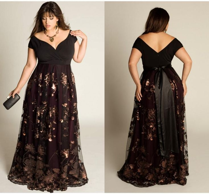 Plus size prom dresses with sleeves cheap cruises