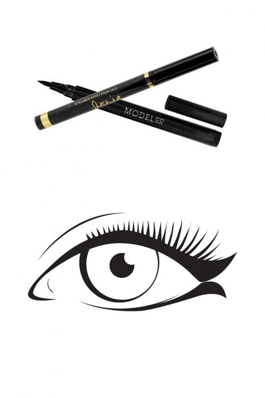 This is how to tell which eyeliner shape you should be wearing: