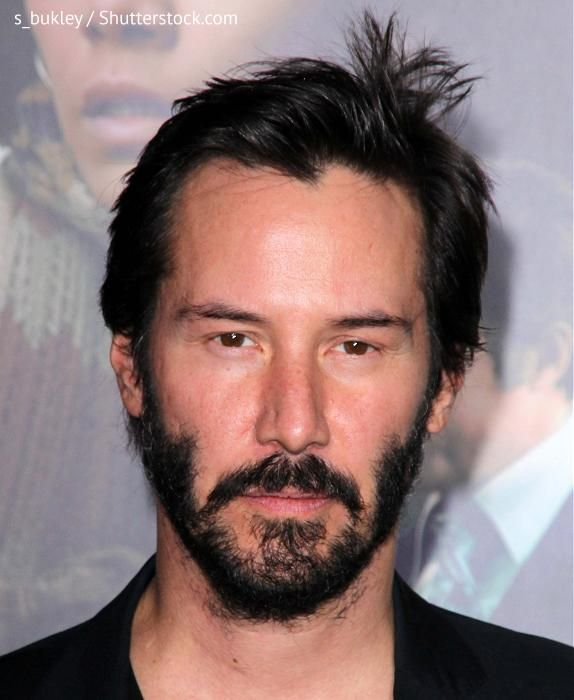 Keanu Reeves Hairstyle Muzhskie Strizhki Strizhka