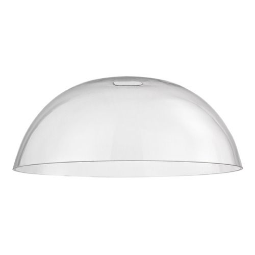 Clear Glass Shade 13-Inch Wide 1.63-Fitter | G1785-CL | Destination Lighting
