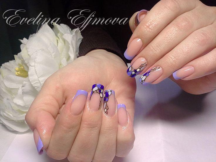 Эвелина ефимова дизайн ногтей фото