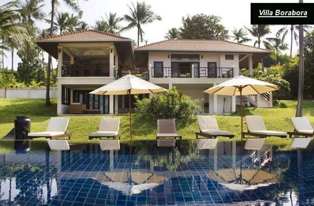 5 Bedroom Villa in Bangrak