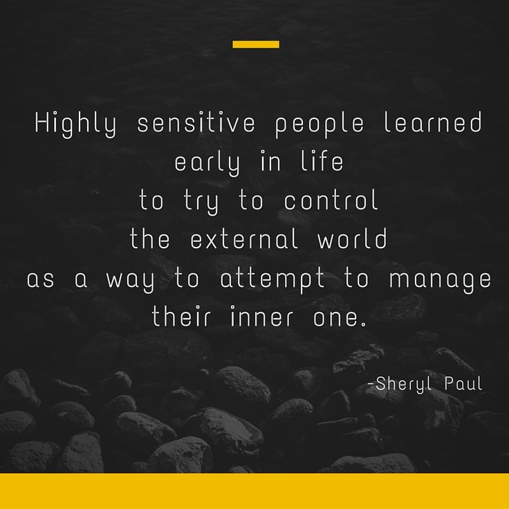 how to love a highly sensitive person