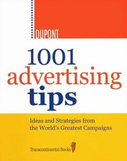 1001 Advertising Tips (troisième édition)