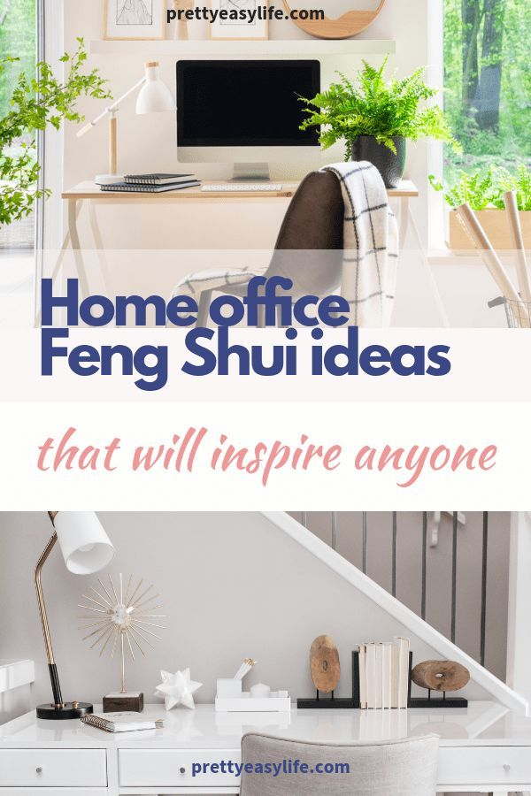 Home Office Feng Shui Ideas That Will Inspire Anyone With Images
