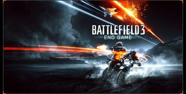 Battlefield 3: End Game Release Date