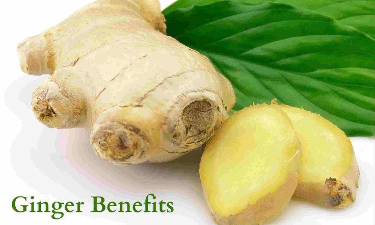 Top ten Ginger Benefits
