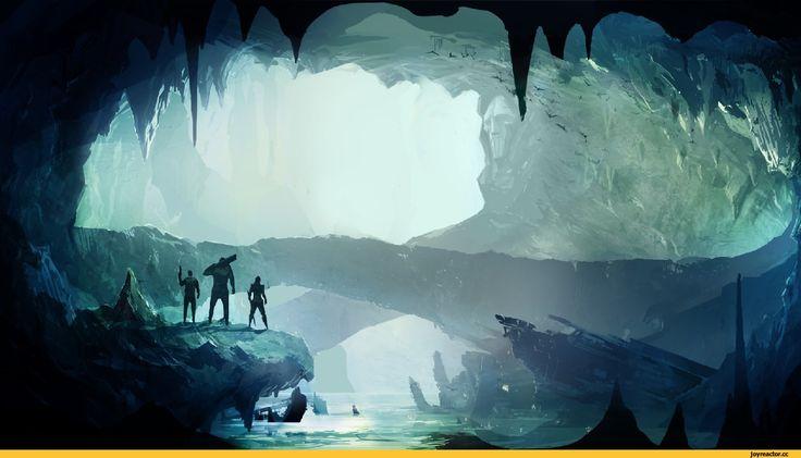 Sci-Fi-art-красивые-картинки-dungeon-of-the-endless-1990641.jpeg (1366×768)