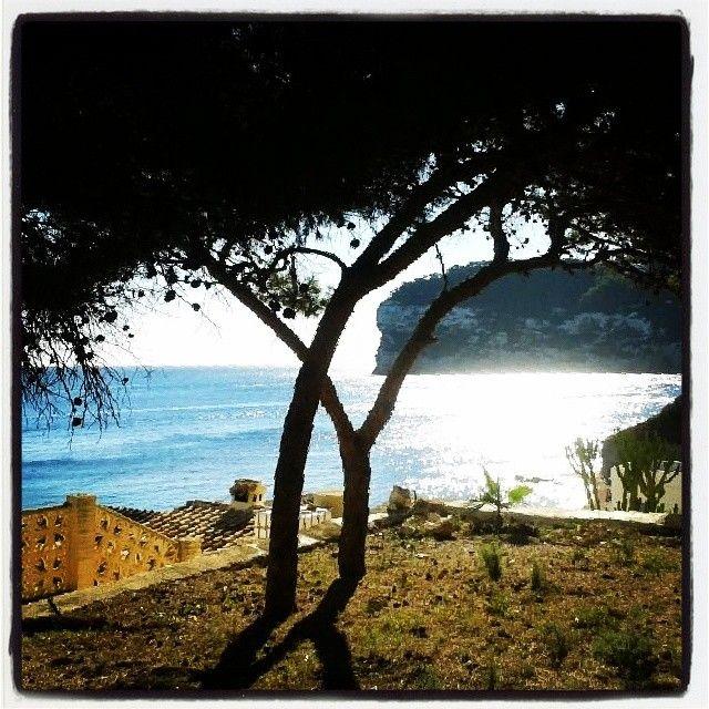 preciosa foto para instagram de @xabia_turismeXàbia #xabia #javea #costablanca www.xabia.org