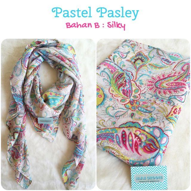 Saya menjual Pastel Pasley PASHMINA seharga Rp55.000. Dapatkan produk ini hanya di Shopee! http://shopee.co.id/hijabgroove/950470 #ShopeeID