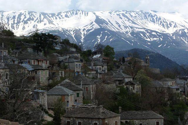 Τζουμέρκα: Στα μυστικά χωριά της αθωότητας - ΑΝΕΞΙΤΗΛΟ