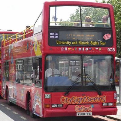 City Sightseeing Tours #Oxford Plan #yourjourney online at http://ojp.nationalrail.co.uk/service/planjourney/search