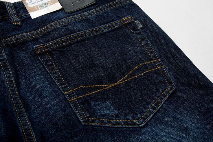 Aliexpress.com: Comprar Nuevos hombres calientes de famosa marca de ropa otoño invierno casual jeans pantalones largos male de algodón para hombre jeans para hombre talla 29 42 de pantalones vaqueros juguetes fiable proveedores en B2B Men