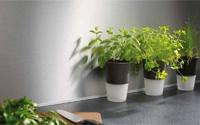 Prima smoke riverwash laminate kitchen worktop