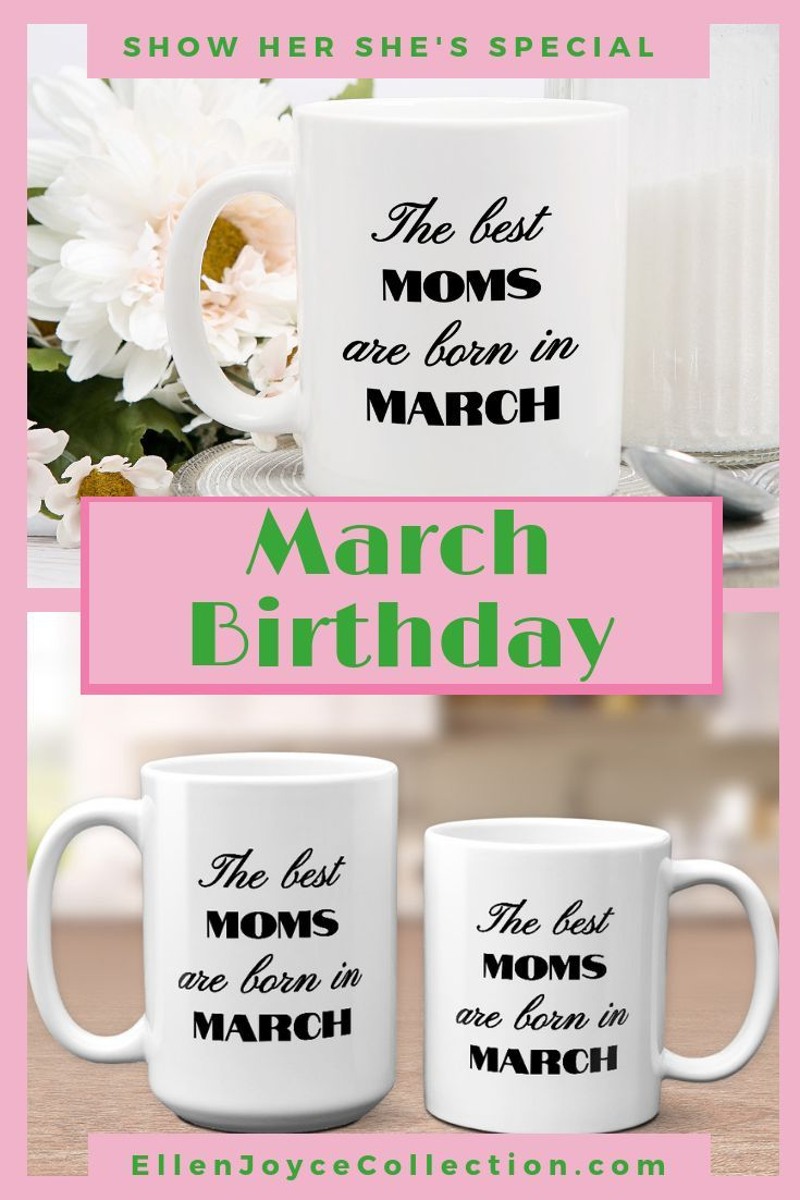 Looking For A Sweet Birthday Gift Mother Think Your Mom Is The Best Well Tell Her So With This Fun Personalized Mug